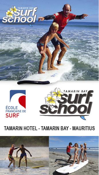 Tamarin Bay Surf School Mauritius