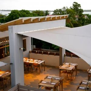 Restaurant Enso la Gaulette Ile Maurice