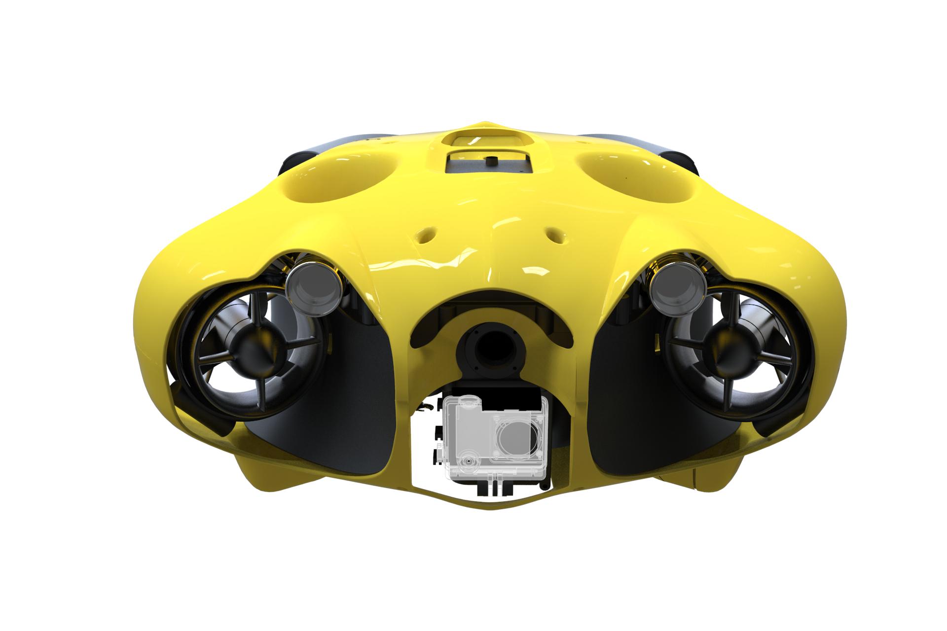 iBubble camera drone sous-marin autonome - N°1 des drones sous-marin aujourd'hui disponible à l'Ile Maurice